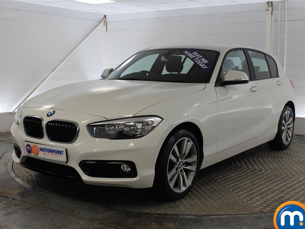 BMW 1 Series Sport - Stock Number (959830) - Passenger side front corner