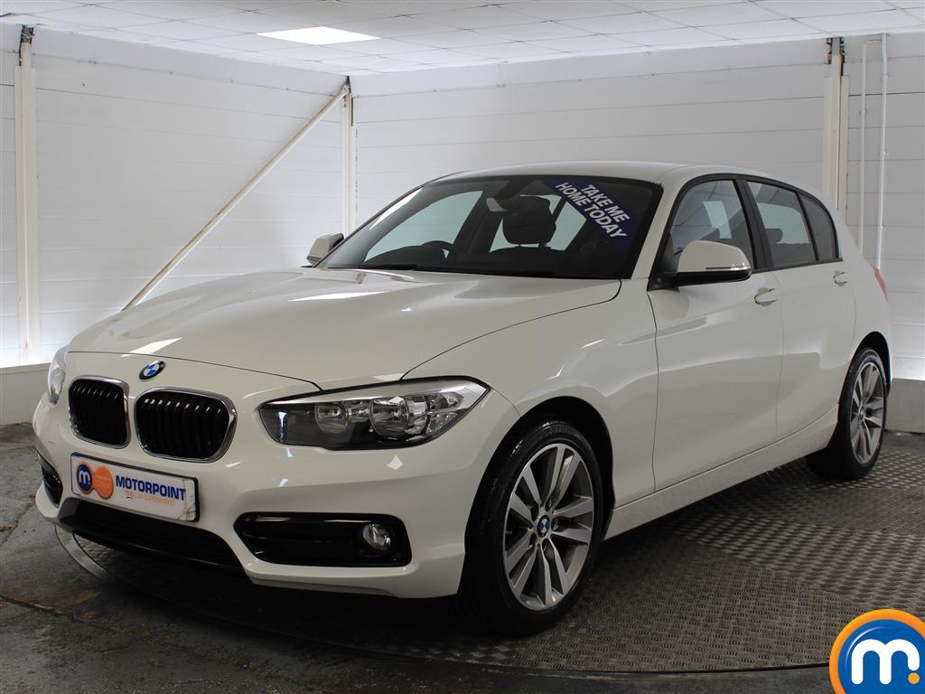 BMW 1 Series Sport - Stock Number (959829) - Passenger side front corner