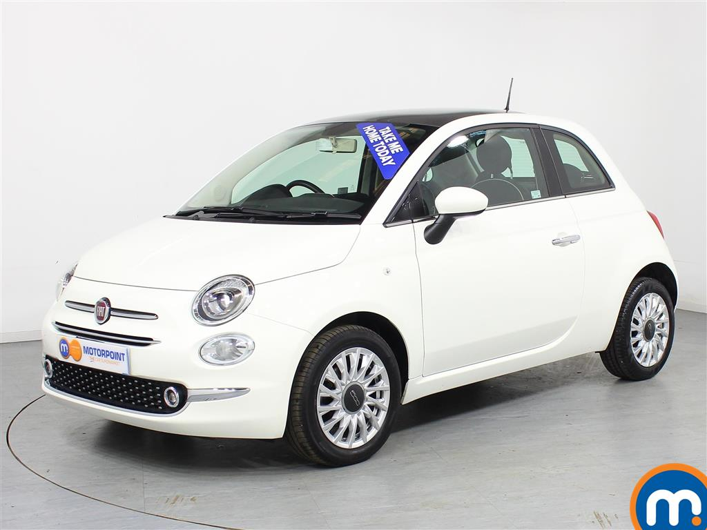 Fiat 500 Lounge - Stock Number (962455) - Passenger side front corner