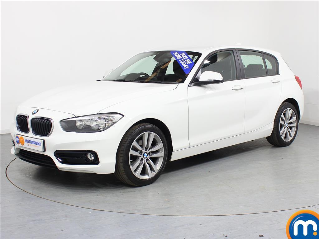 BMW 1 Series Sport - Stock Number (959868) - Passenger side front corner