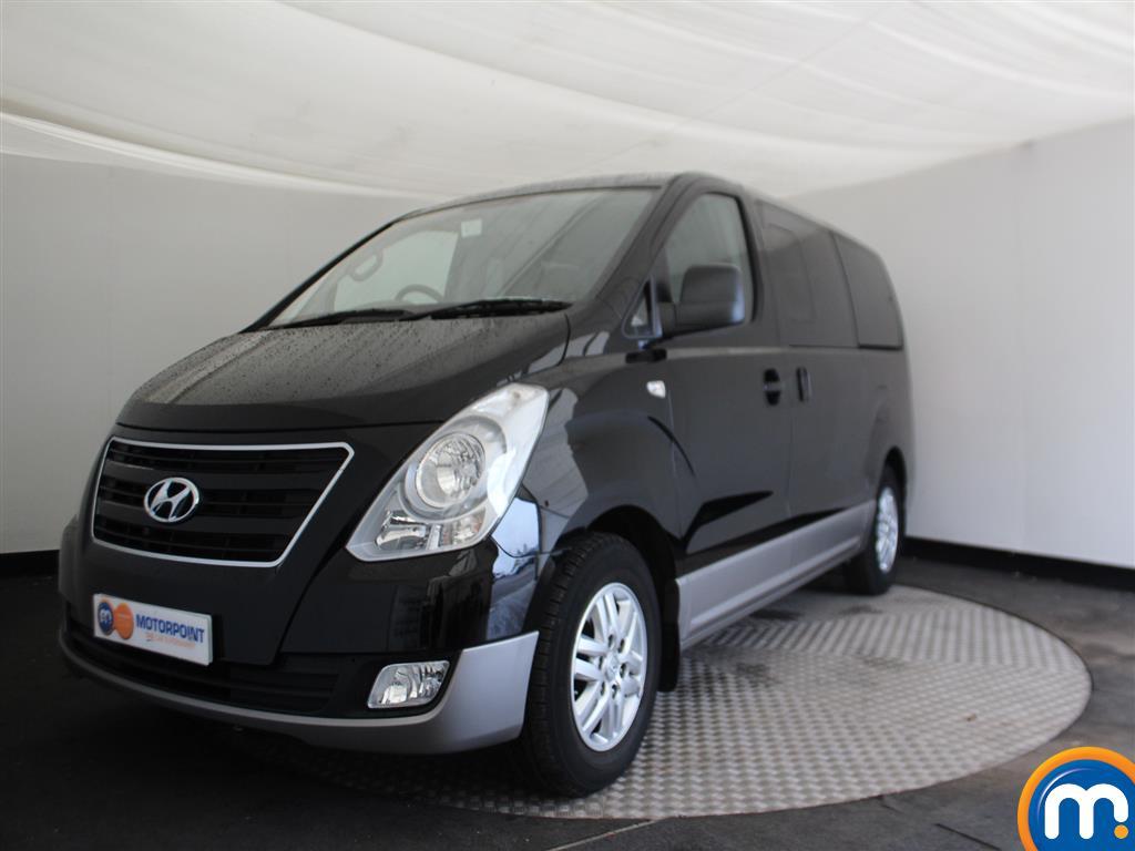 Hyundai I800 SE Nav - Stock Number (959642) - Passenger side front corner
