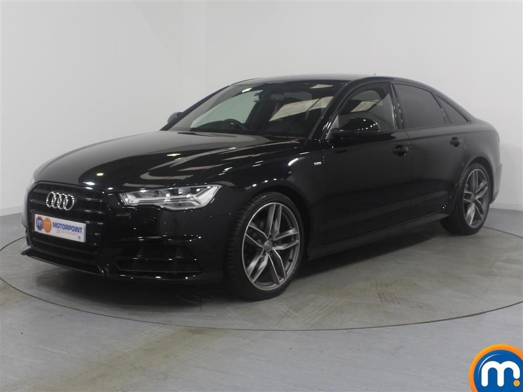 Audi A6 Black Edition - Stock Number (958923) - Passenger side front corner