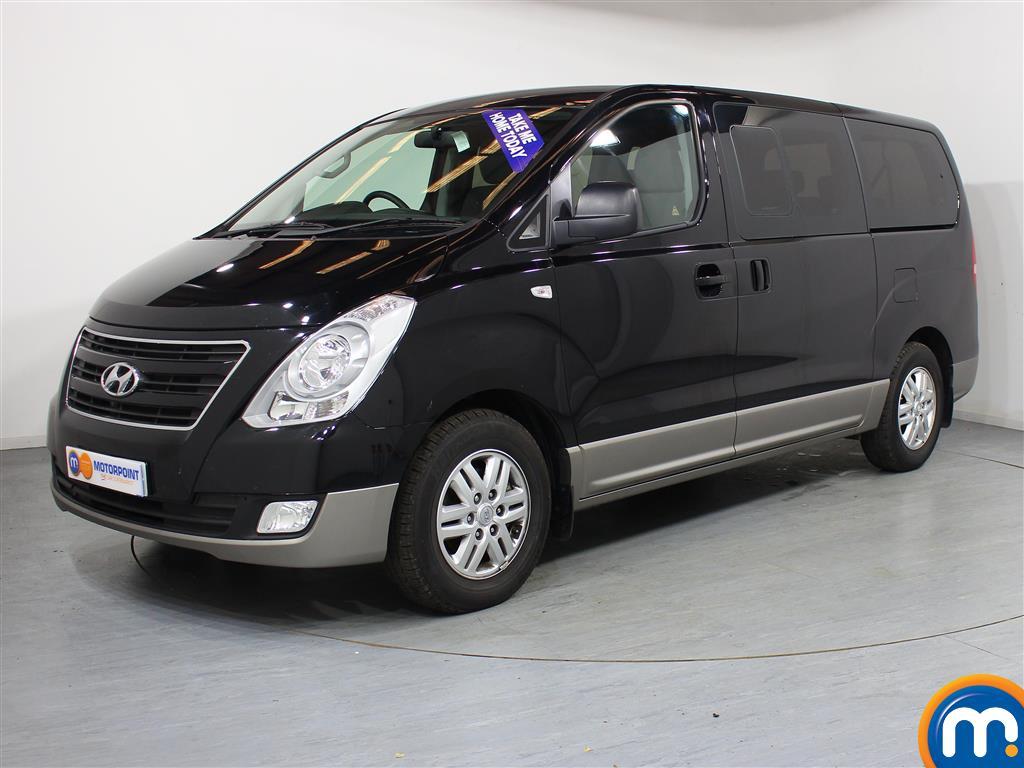 Hyundai I800 SE Nav - Stock Number (959717) - Passenger side front corner