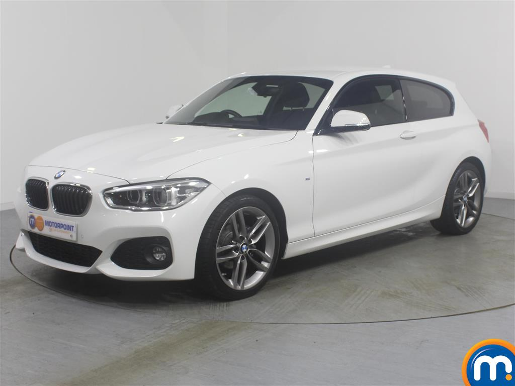 BMW 1 Series M Sport - Stock Number (959760) - Passenger side front corner