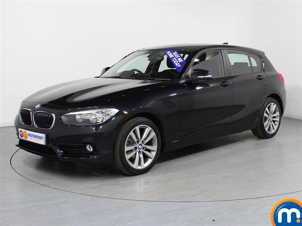 BMW 1 Series Sport - Stock Number (960037) - Passenger side front corner