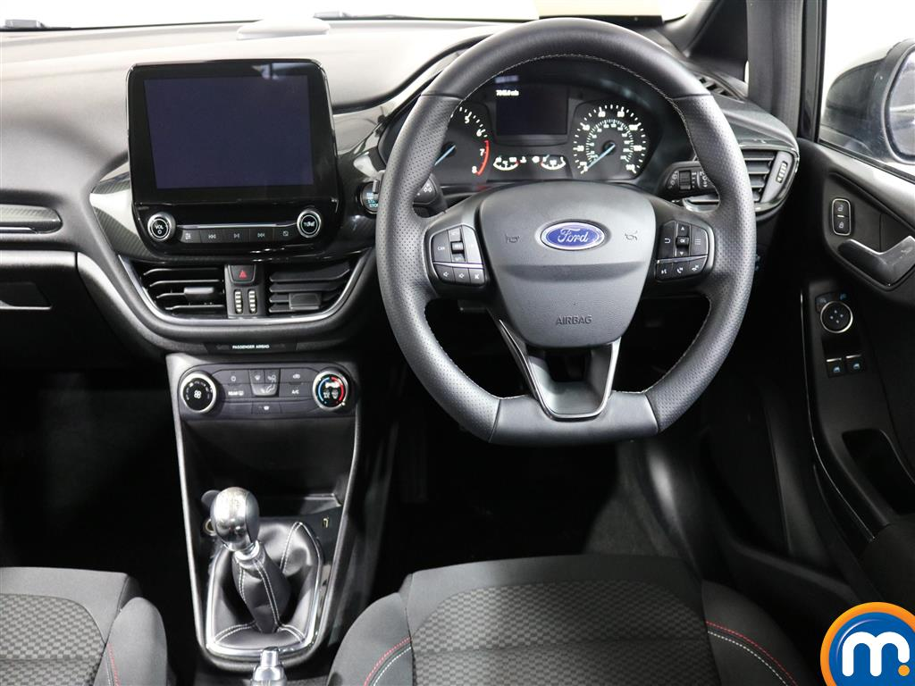 Ford Fiesta St-Line Manual Petrol Hatchback - Stock Number (960601) - 3rd supplementary image