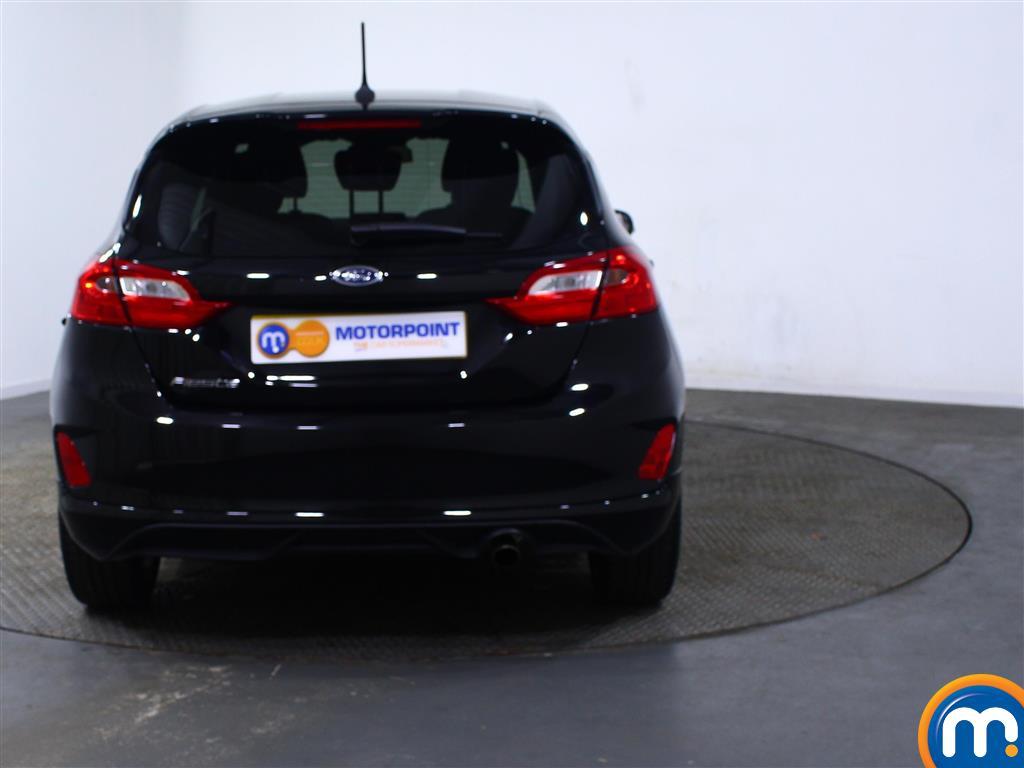 Ford Fiesta St-Line Manual Petrol Hatchback - Stock Number (960601) - Rear bumper