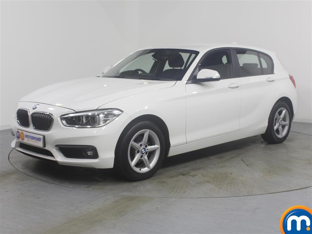 BMW 1 Series Se Business Manual Diesel Hatchback - Stock Number (960608) - Passenger side front corner