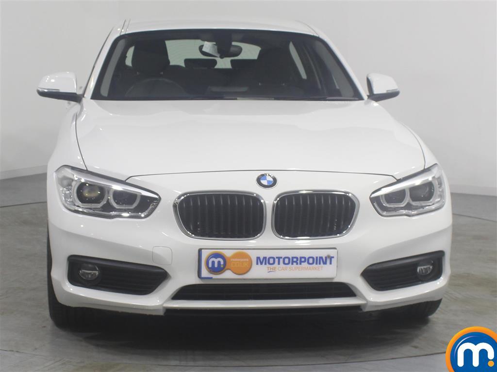 BMW 1 Series Se Business Manual Diesel Hatchback - Stock Number (960608) - Front bumper