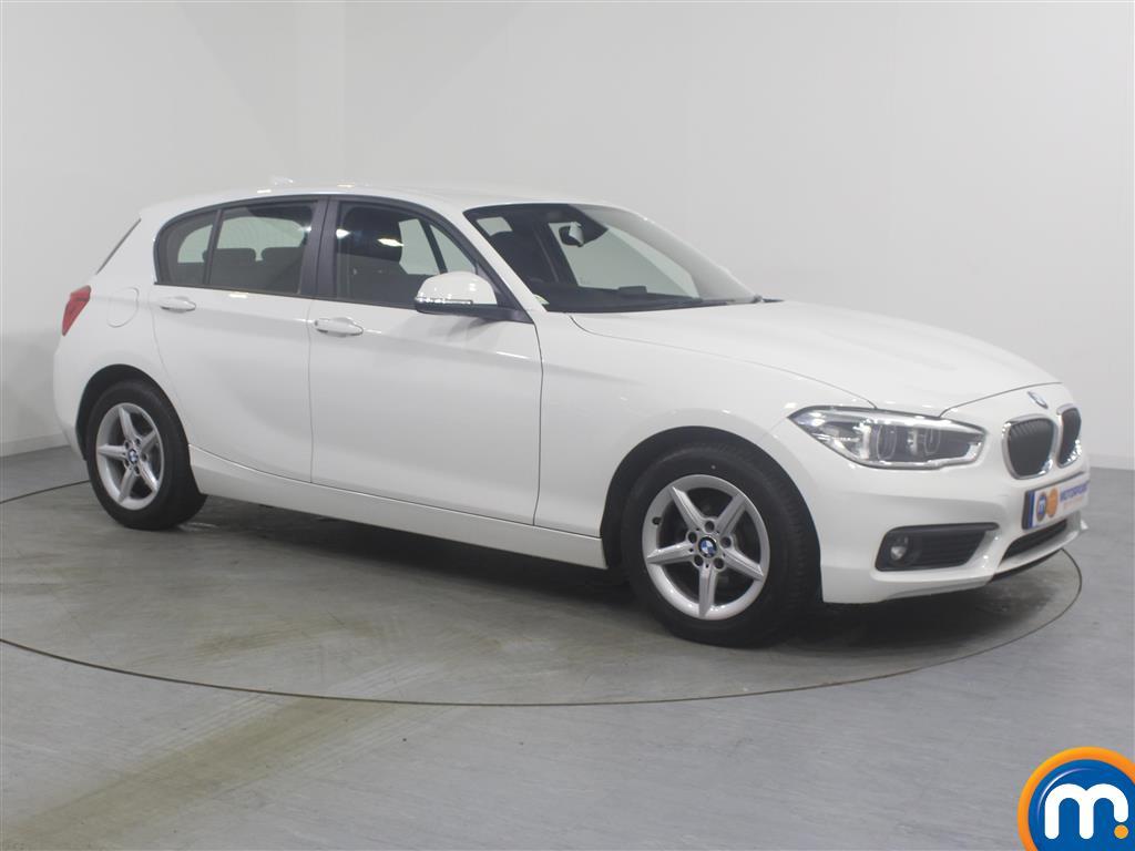 BMW 1 Series Se Business Manual Diesel Hatchback - Stock Number (960608) - Drivers side front corner