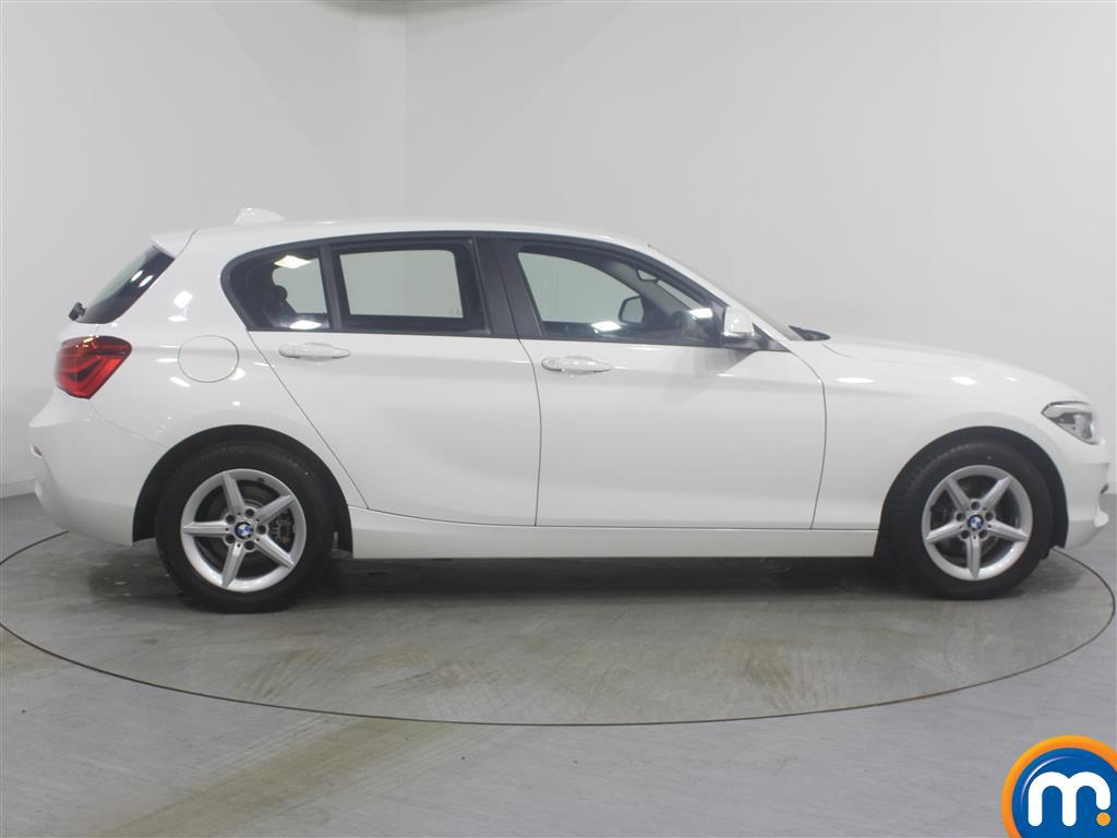 BMW 1 Series Se Business Manual Diesel Hatchback - Stock Number (960608) - Drivers side