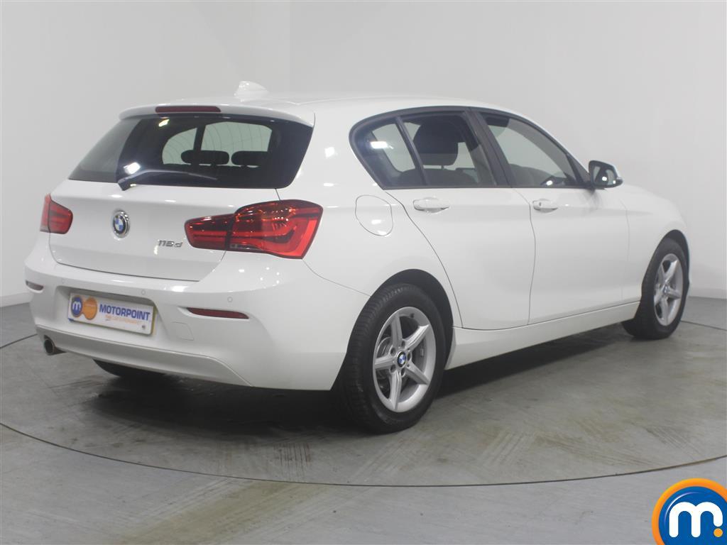 BMW 1 Series Se Business Manual Diesel Hatchback - Stock Number (960608) - Drivers side rear corner