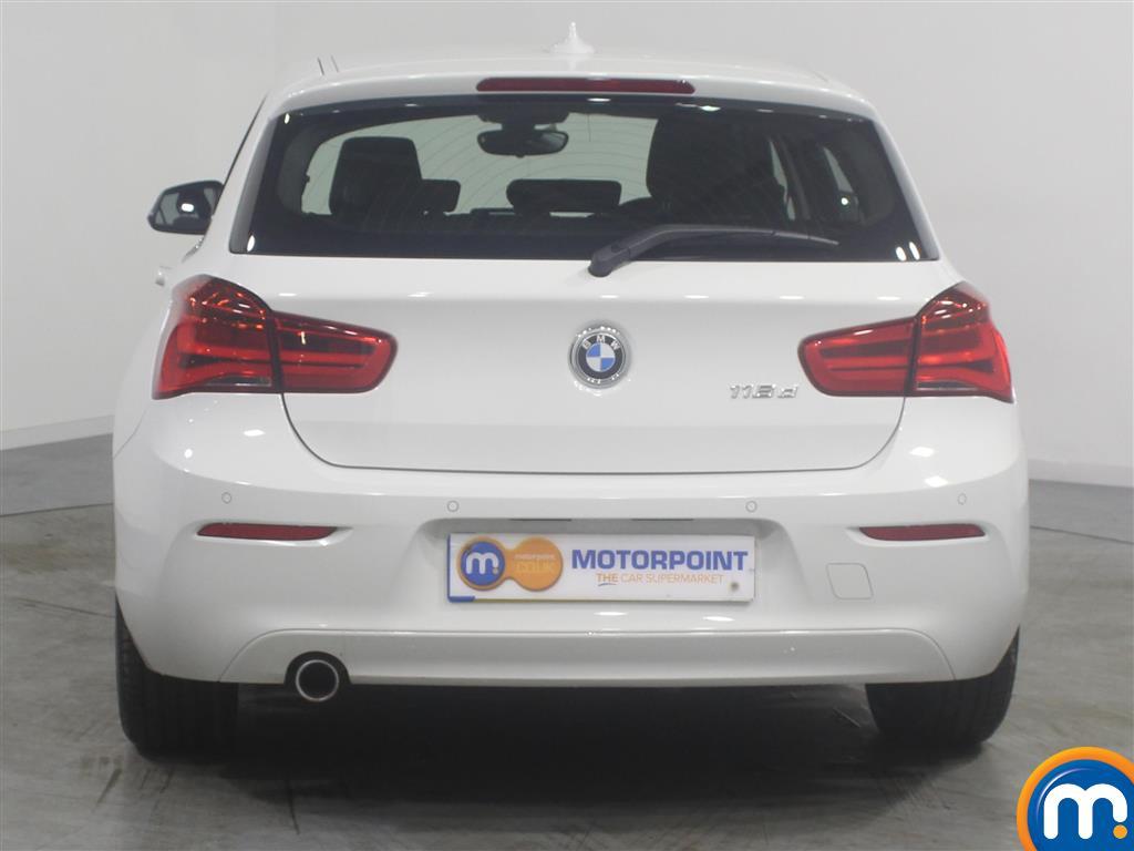 BMW 1 Series Se Business Manual Diesel Hatchback - Stock Number (960608) - Rear bumper