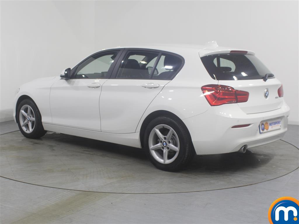 BMW 1 Series Se Business Manual Diesel Hatchback - Stock Number (960608) - Passenger side rear corner