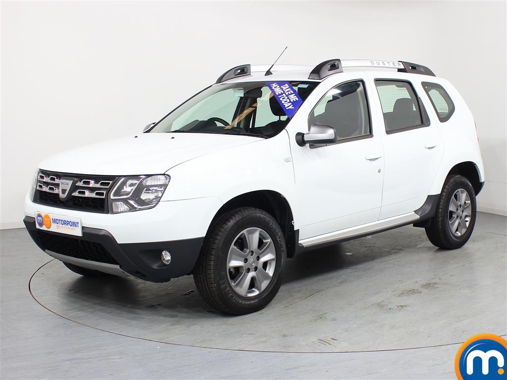 Dacia Duster Nav-Plus - Stock Number (962289) - Passenger side front corner