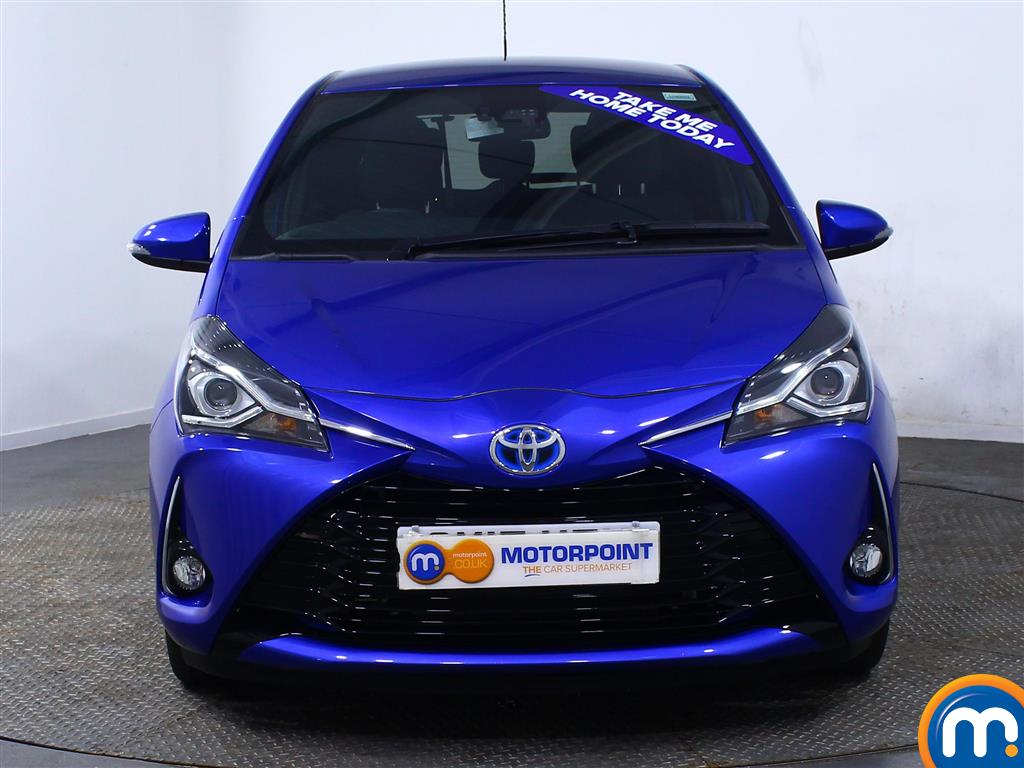Toyota Yaris Hatchback 1.5 Hybrid Excel 5Dr Cvt [Nav]