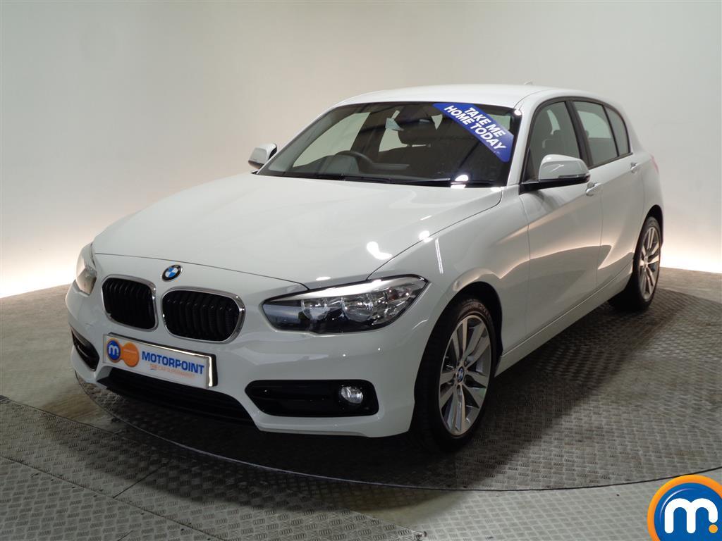 BMW 1 Series Sport - Stock Number (959811) - Passenger side front corner
