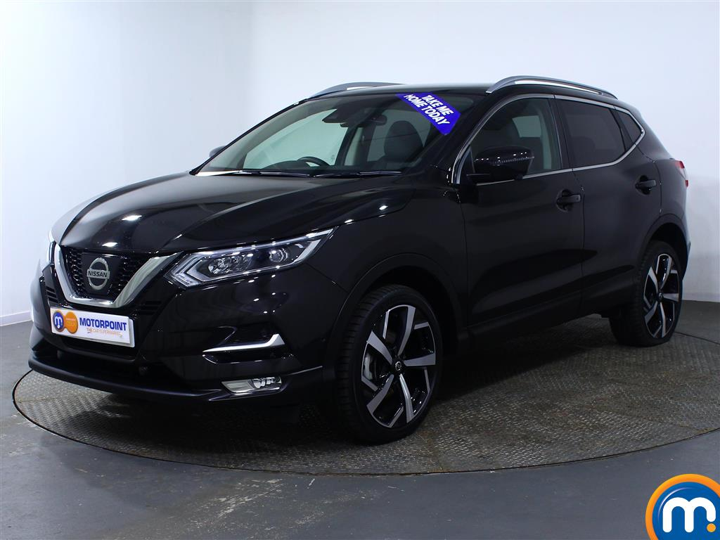 used or nearly new nissan qashqai nissan 1 2 dig t tekna. Black Bedroom Furniture Sets. Home Design Ideas