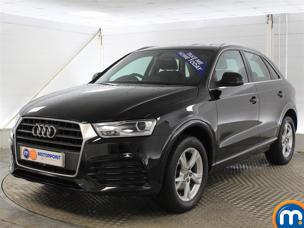 Used Audi Q3 Cars For Sale Motorpoint Car Supermarket