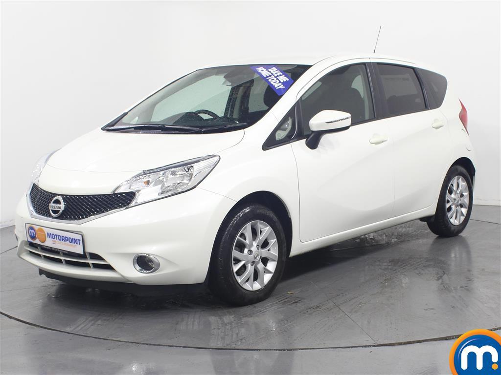 Nissan Note Acenta Premium - Stock Number (957192) - Passenger side front corner