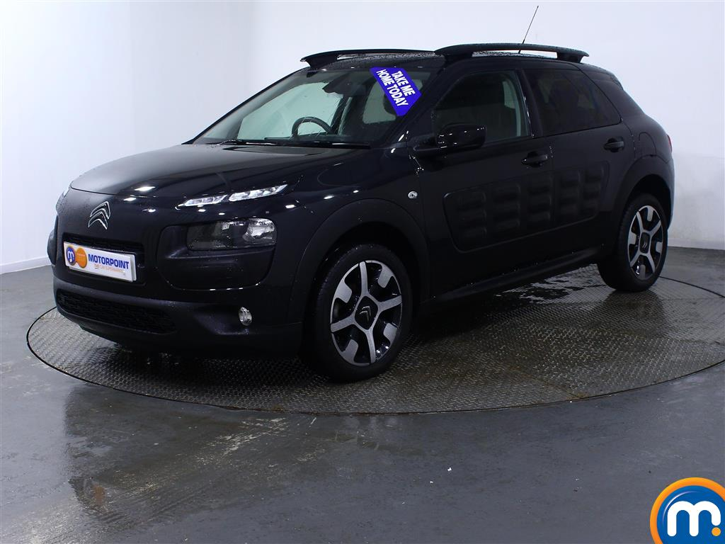 Citroen C4 Cactus Flair - Stock Number (961817) - Passenger side front corner
