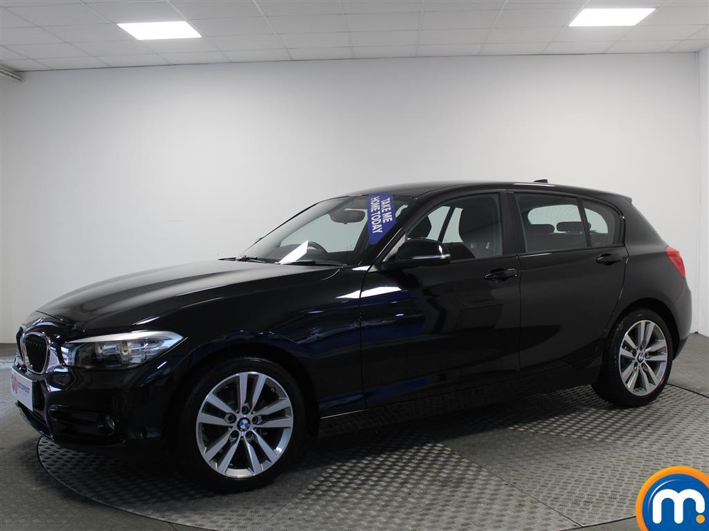 BMW 1 Series Sport - Stock Number (960056) - Passenger side front corner