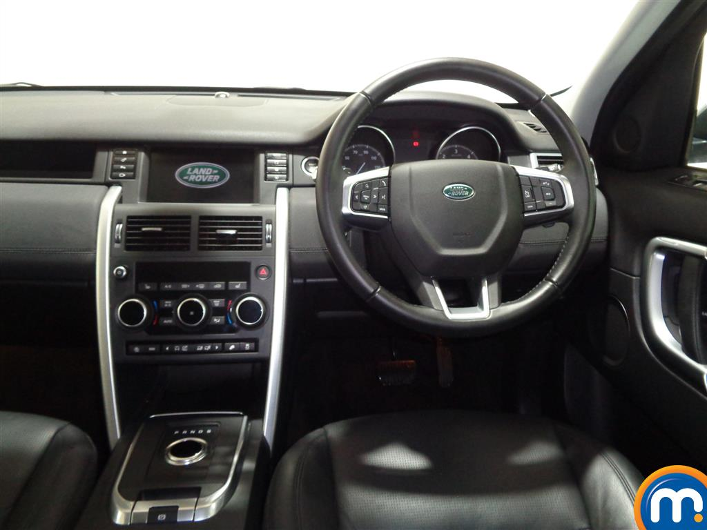 Land Rover Discovery Sport Hse Black Automatic Diesel 4X4 - Stock Number (961043) - 5th supplementary image