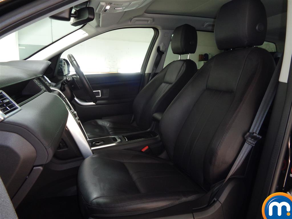 Land Rover Discovery Sport Hse Black Automatic Diesel 4X4 - Stock Number (961043) - 6th supplementary image