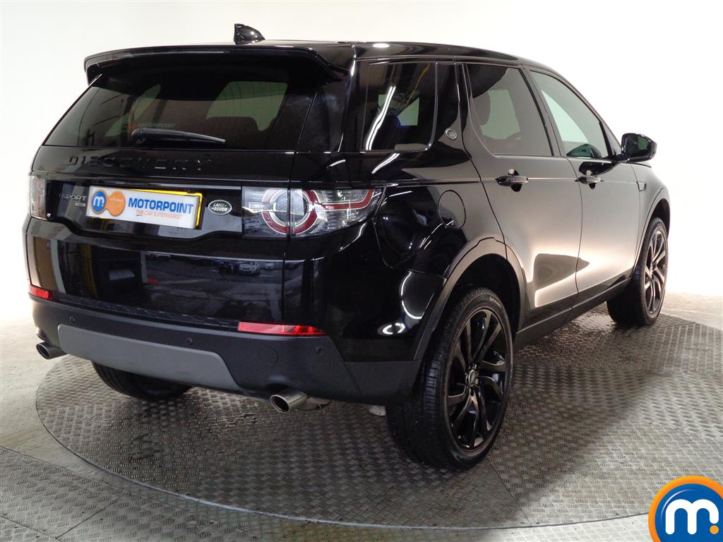 Land Rover Discovery Sport Hse Black Automatic Diesel 4X4 - Stock Number (961043) - Drivers side rear corner