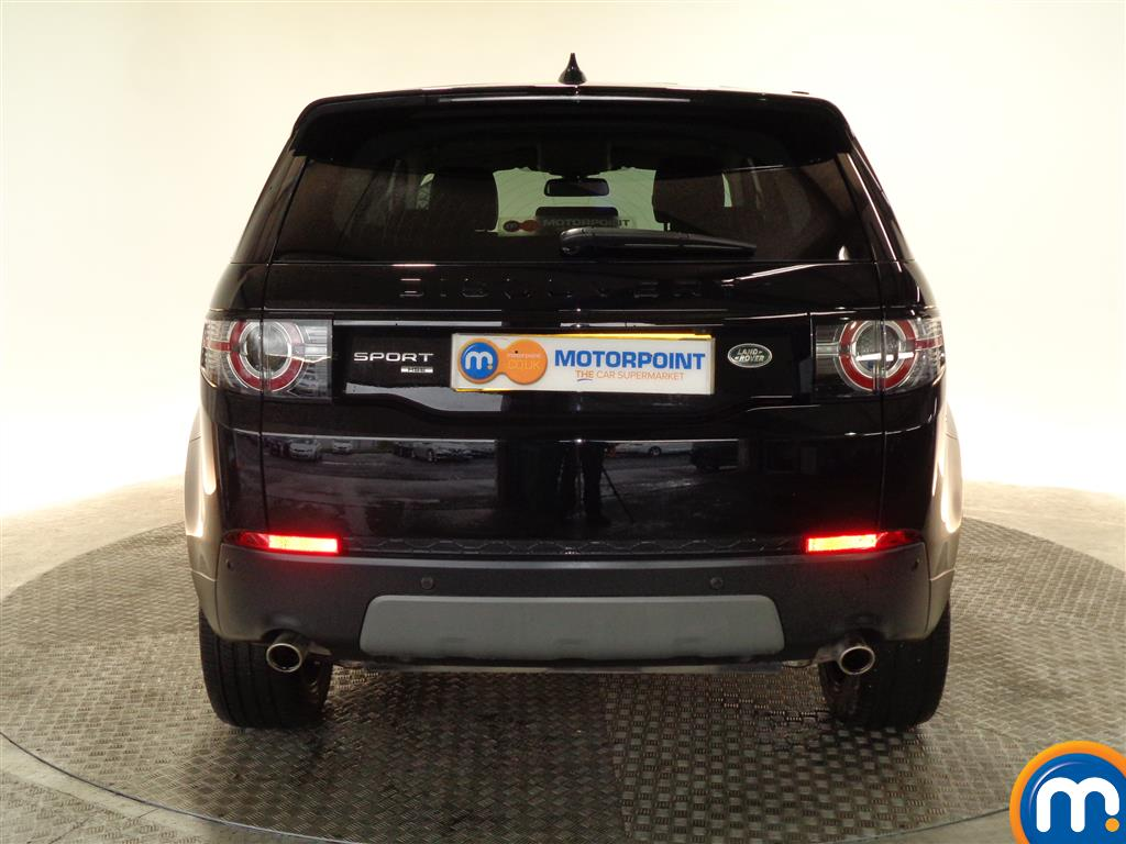 Land Rover Discovery Sport Hse Black Automatic Diesel 4X4 - Stock Number (961043) - Rear bumper