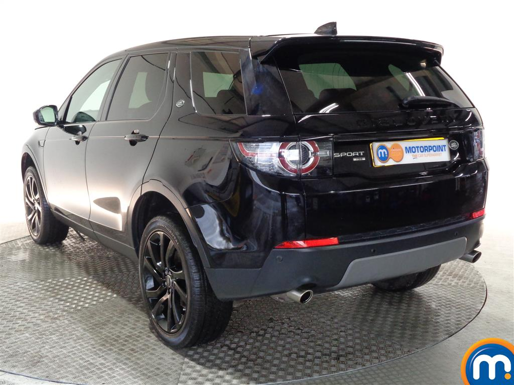 Land Rover Discovery Sport Hse Black Automatic Diesel 4X4 - Stock Number (961043) - Passenger side rear corner