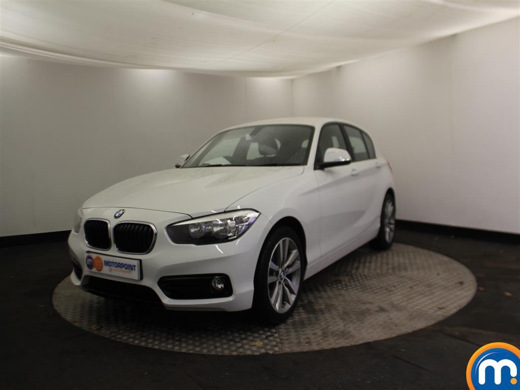 BMW 1 Series Sport - Stock Number (959820) - Passenger side front corner