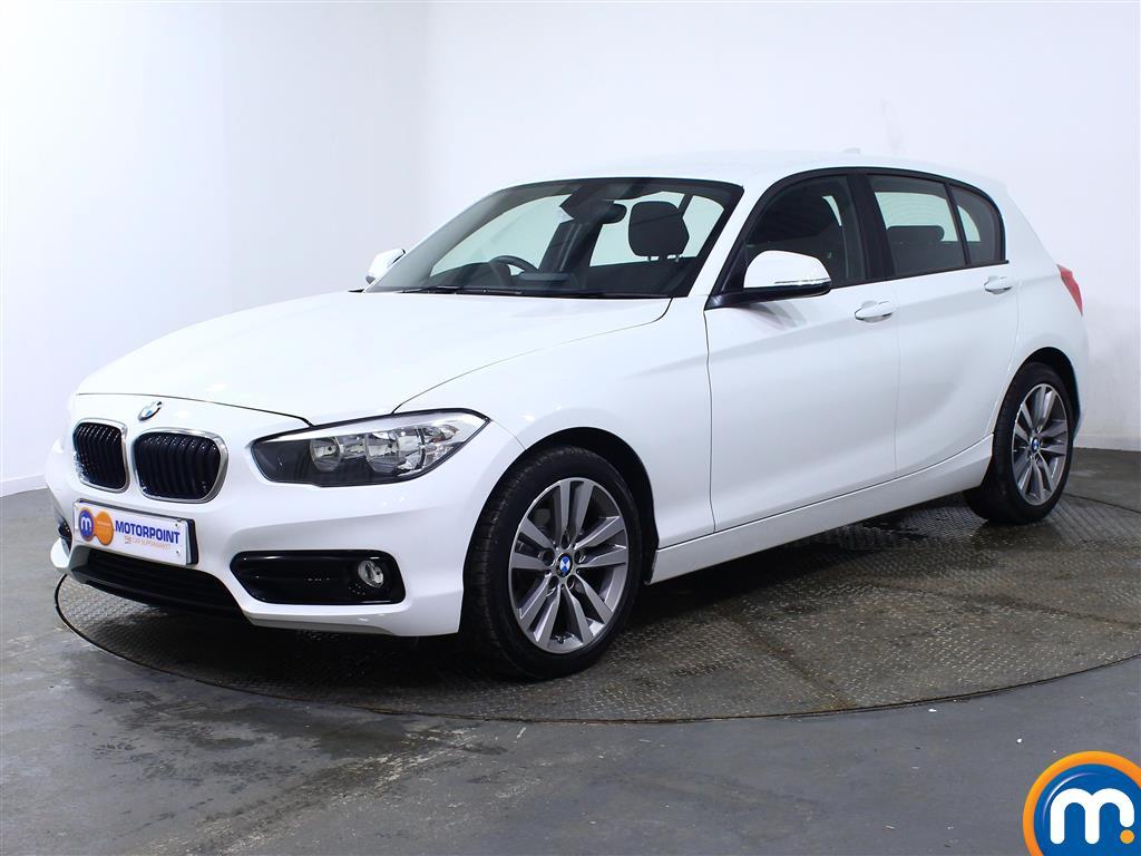 BMW 1 Series Sport - Stock Number (959826) - Passenger side front corner