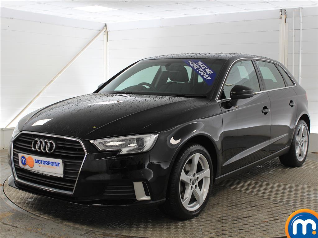 Audi A3 Sport - Stock Number (962423) - Passenger side front corner