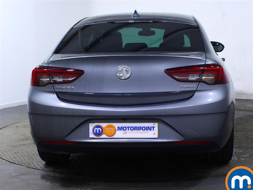 Vauxhall Insignia SRI Manual Petrol Hatchback - Stock Number (961023) - Rear bumper