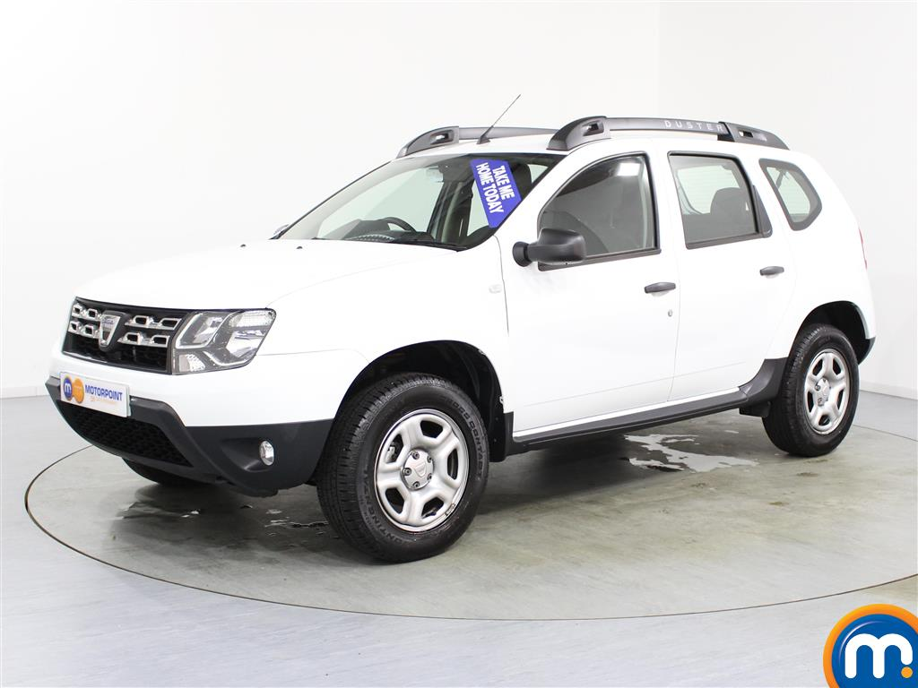 Dacia Duster Air - Stock Number (960417) - Passenger side front corner