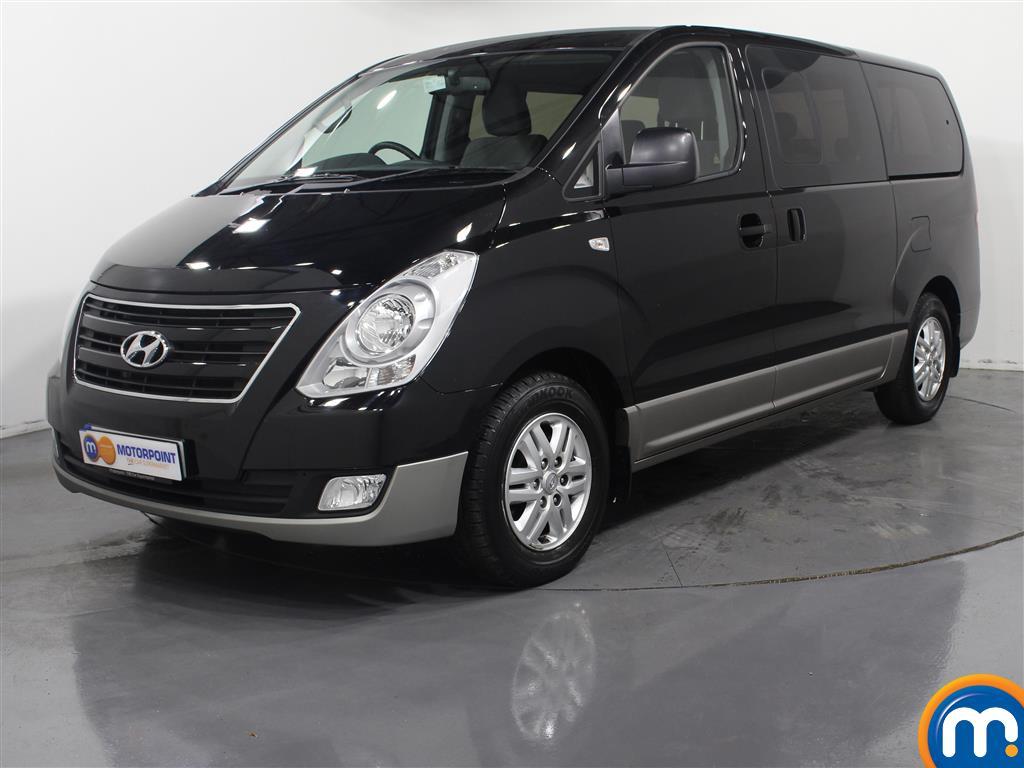 645bfdaa269936 Hyundai I800 SE Nav - Stock Number (959716) - Passenger side front corner
