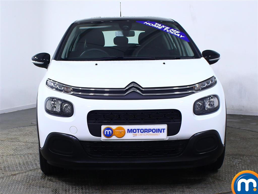 Citroen C3 Feel Manual Petrol Hatchback - Stock Number (953675) - Front bumper