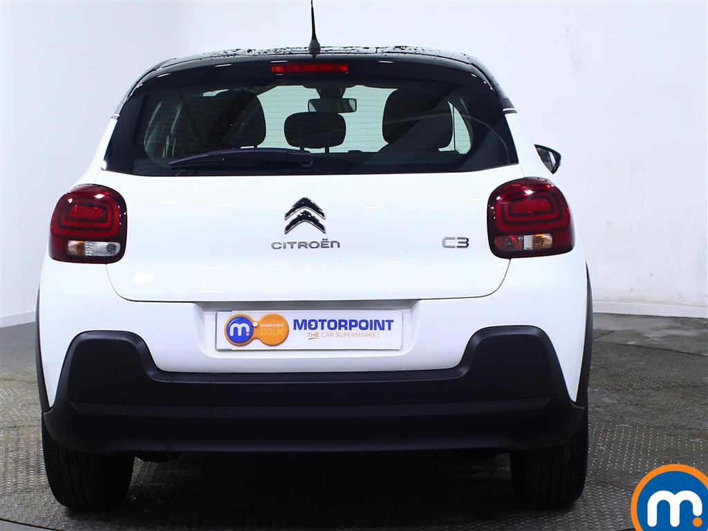 Citroen C3 Feel Manual Petrol Hatchback - Stock Number (953675) - Rear bumper
