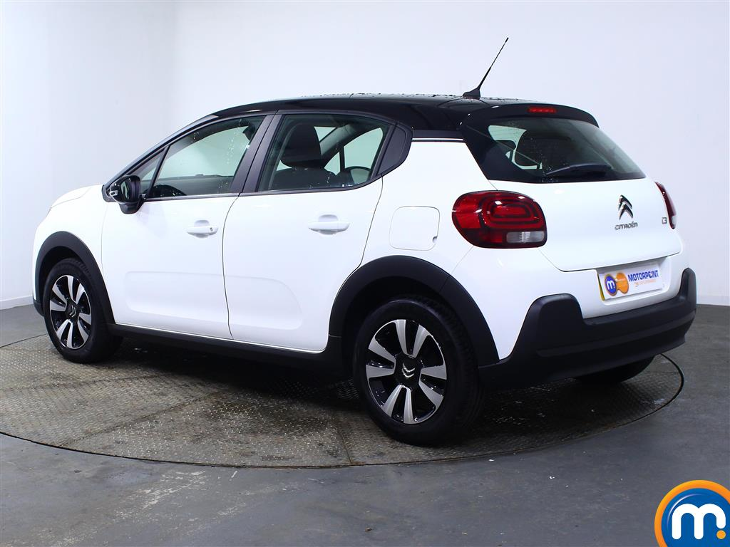 Citroen C3 Feel Manual Petrol Hatchback - Stock Number (953675) - Passenger side rear corner