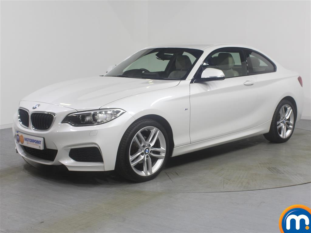 BMW 2 Series M Sport - Stock Number (962754) - Passenger side front corner