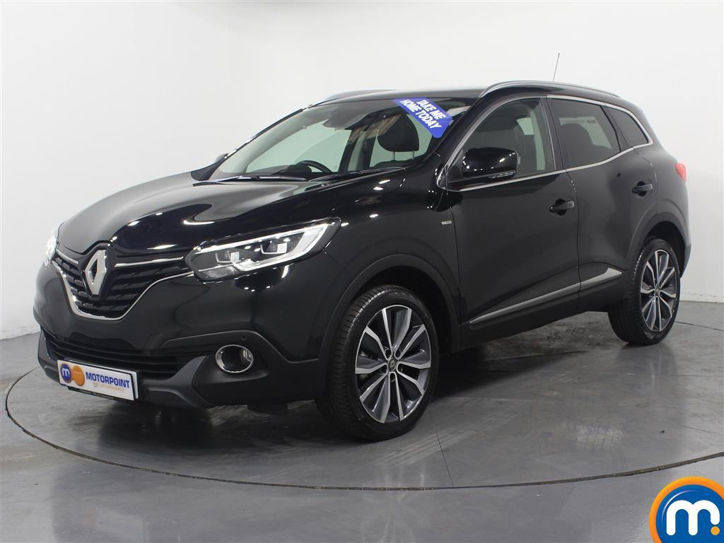 Renault Kadjar Signature Nav - Stock Number (957113) - Passenger side front corner