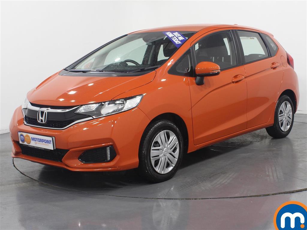 Honda Jazz S - Stock Number (955630) - Passenger side front corner