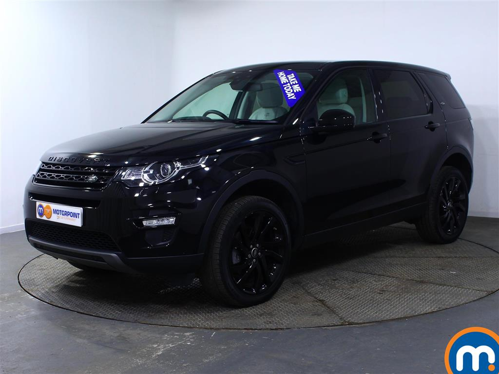 Land Rover Discovery Sport Diesel Sw 2.0 Td4 180 Hse Black 5Dr Auto
