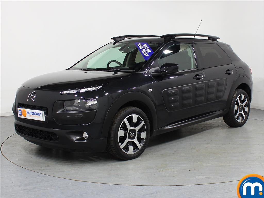 Citroen C4 Cactus Flair - Stock Number (961819) - Passenger side front corner