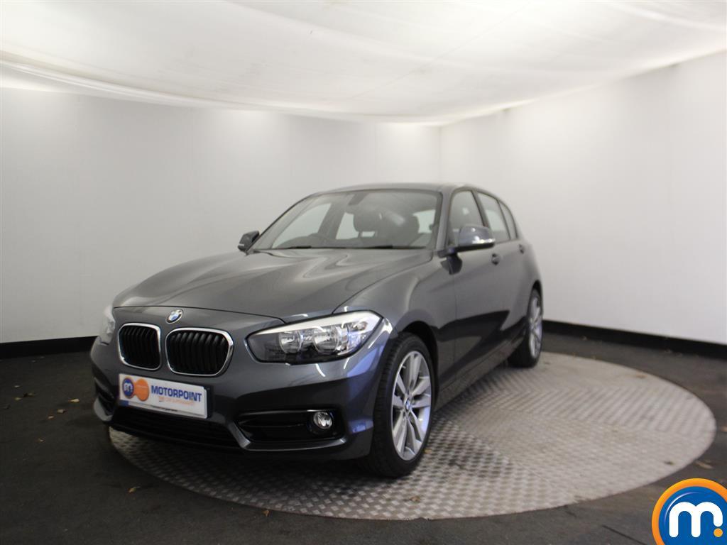 BMW 1 Series Sport - Stock Number (960174) - Passenger side front corner