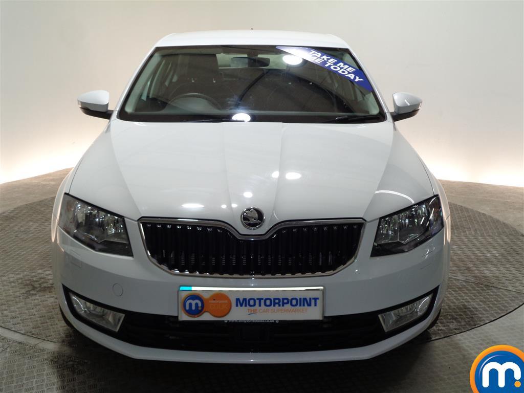 Skoda Octavia Se L Automatic Diesel Hatchback - Stock Number (962140) - Front bumper