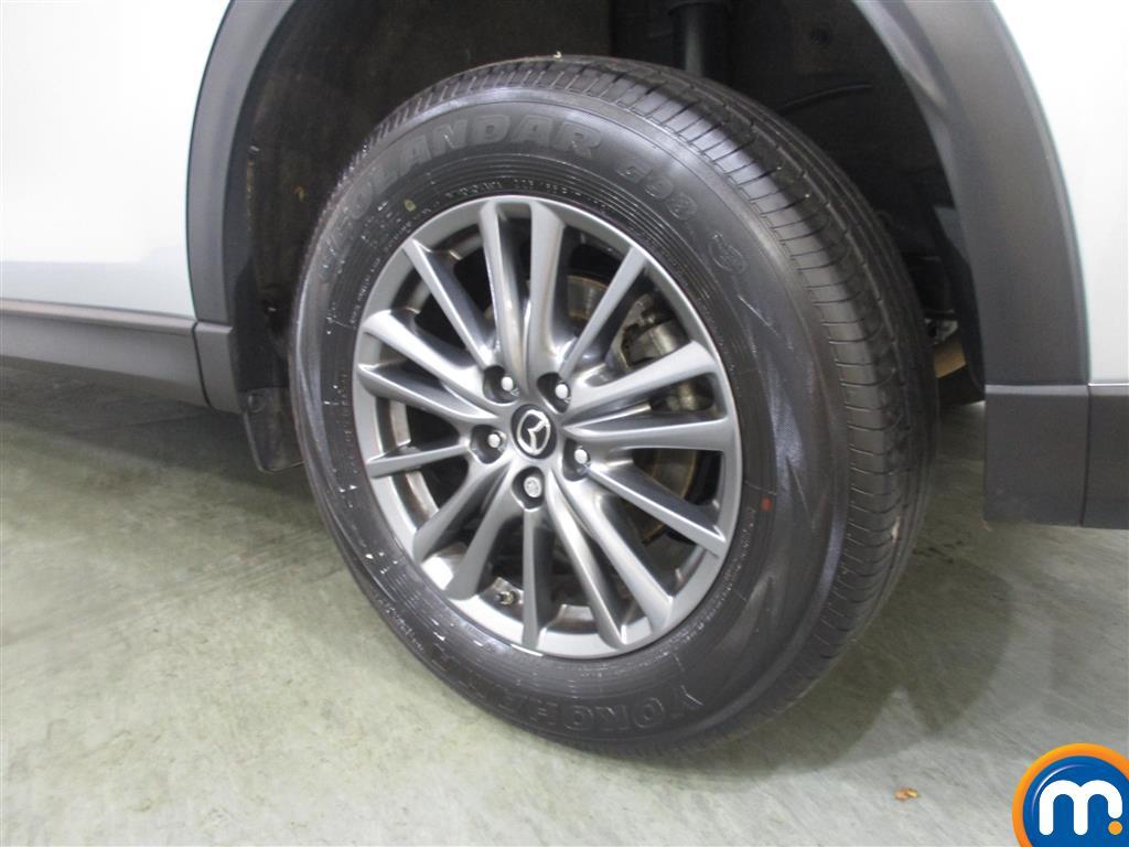 Mazda Cx-5 Se-L Nav Manual Petrol Estate - Stock Number (957689) - 4th supplementary image