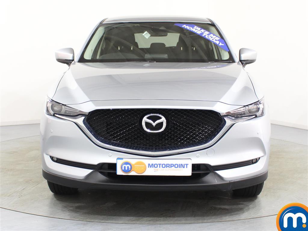 Mazda Cx-5 Se-L Nav Manual Petrol Estate - Stock Number (957689) - Front bumper