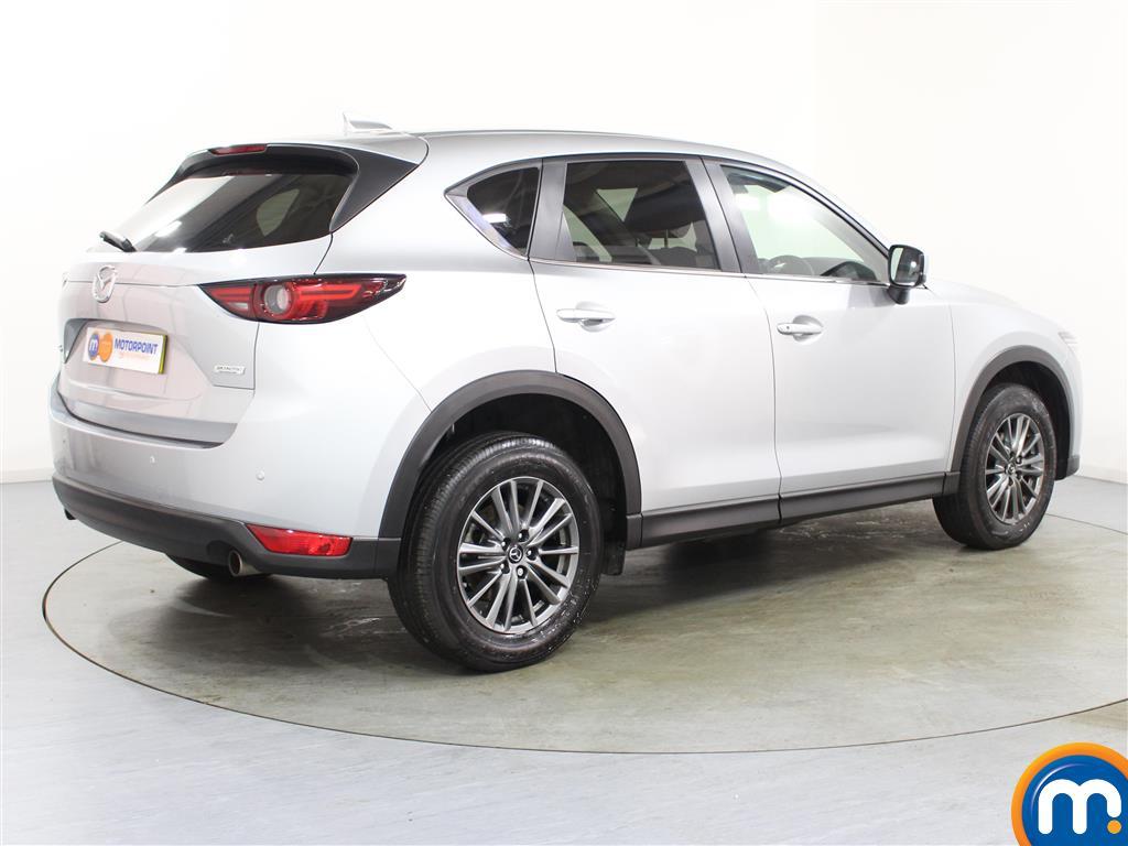 Mazda Cx-5 Se-L Nav Manual Petrol Estate - Stock Number (957689) - Drivers side rear corner